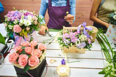 Kurs bukieciarstwa i florystyki